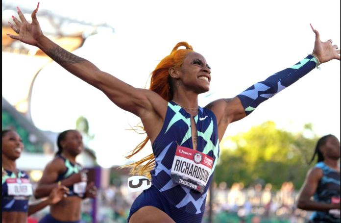 Richardson Missed Her Chance at Olympics Due to Marijuana Test