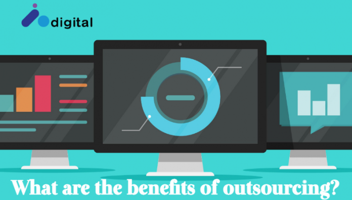What are the benefits of outsourcing?