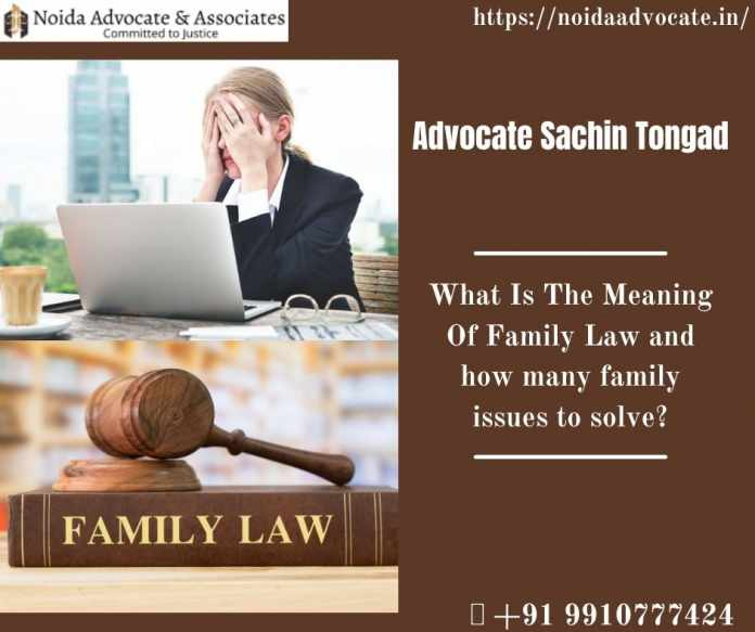 Meaning Of Family Law